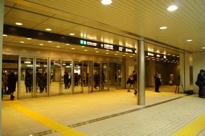 札幌駅前通地下歩行空間1