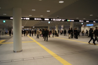 札幌駅前通地下歩行空間2