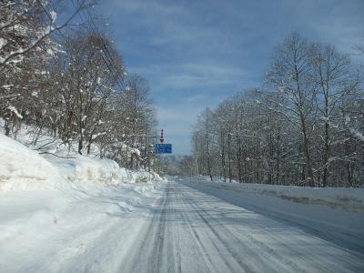 冬の富良野美瑛1