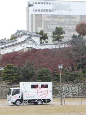 姫路城12月9日 038