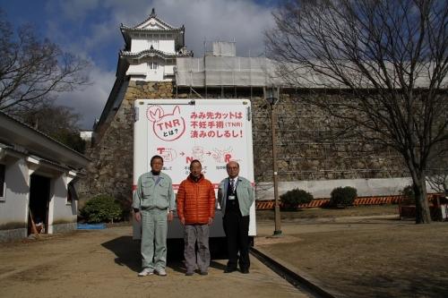 姫路城12月16日 021