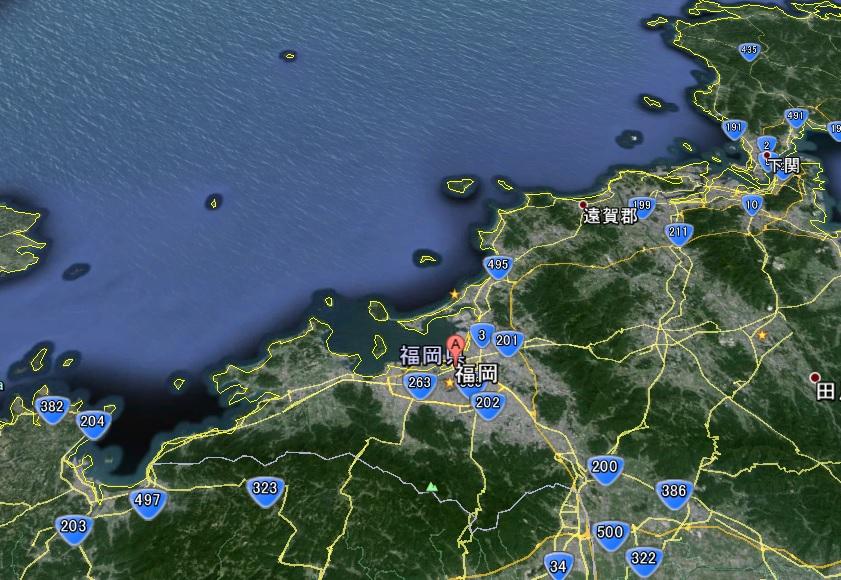 釣り場福岡近郊のまとめ