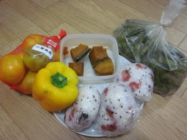 食べ物色々