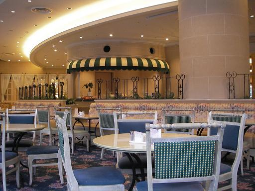 カフェレストラン エルベット