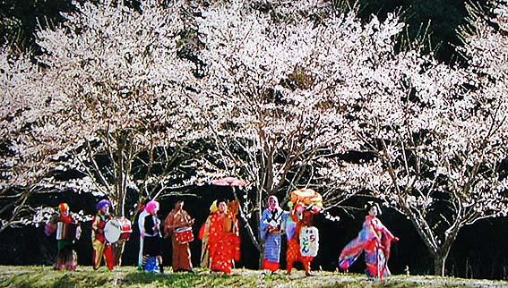 20110628 愛冶ちんどん 桜並木20cm DSC00521