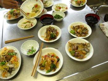 at新栄公民館料理教室5