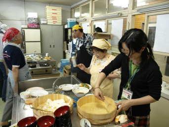 at新栄公民館料理教室4