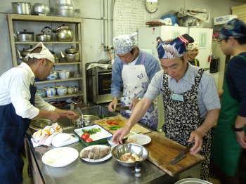 at新栄公民館料理教室3
