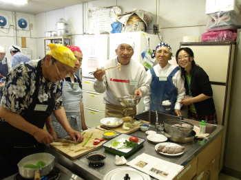 at新栄公民館料理教室2