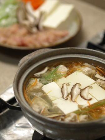 t鶏湯豆腐12