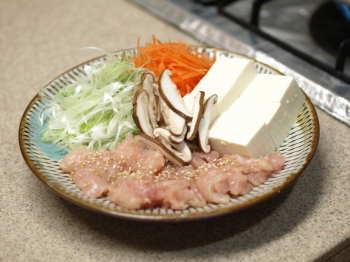t鶏湯豆腐7