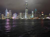 香港島夜景(小)
