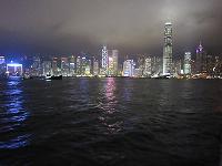 香港島夜景3(小)
