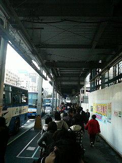 東京駅バスターミナル