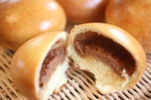 チョコクリームパン1