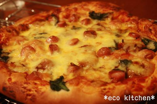 Pizzaソーセージ