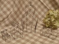 教会 縮小版