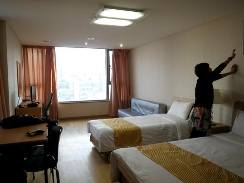 4-韓国ホテル
