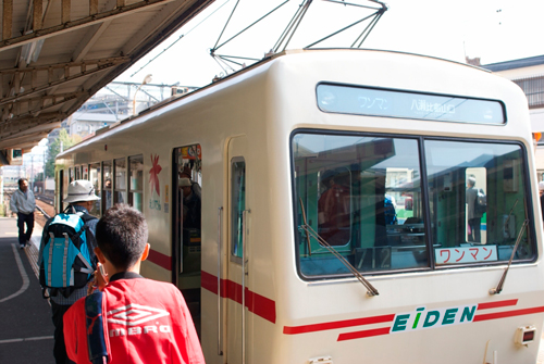 比叡山-比叡山電車