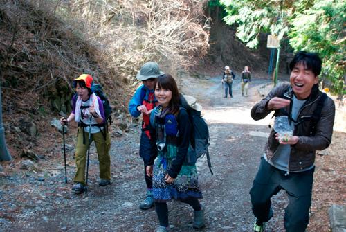 比叡山-歩き始め