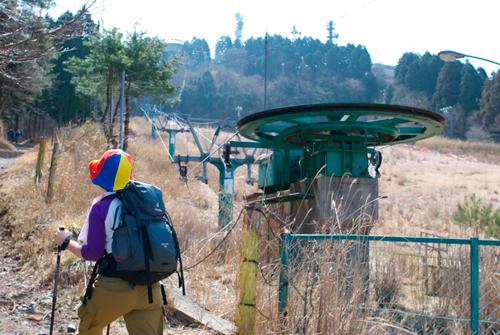 比叡山-スキー場2