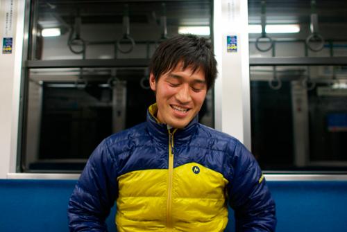 0410帰りの電車1