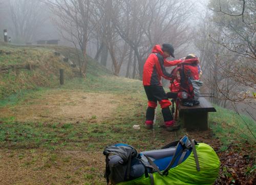 03金剛キャンプ場