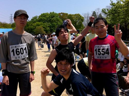 堺シティーマラソン男子
