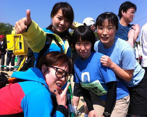 堺シティーマラソン女子