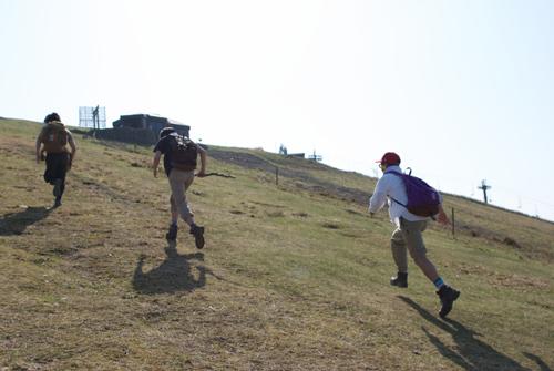 17-1蓬莱山山頂手前