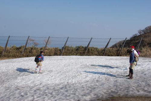 19-2蓬莱山残雪