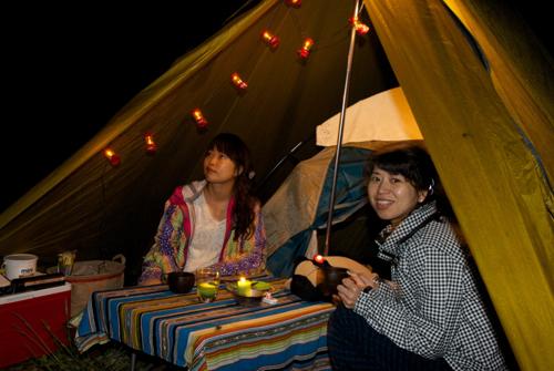0-天川テント1泊