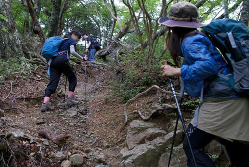 3-6登りー大峰
