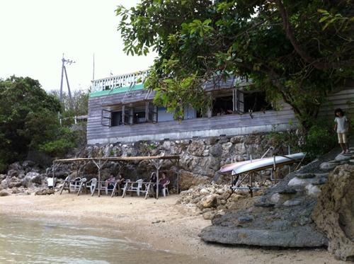 海辺の茶屋2011