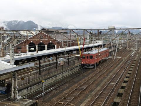 キハ52大糸線1