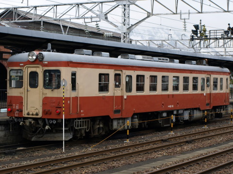 キハ52大糸線5