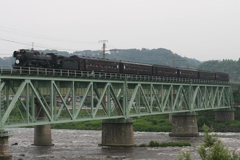 敷島~渋川