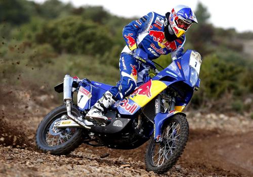 Cyril Despres wins dakar 2010