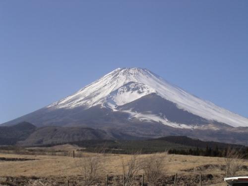 富士山 サファ