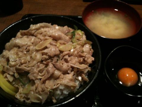すた丼100409