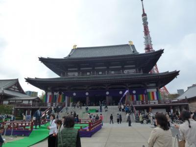 増上寺イベント4.7