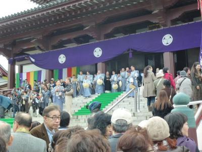 増上寺イベント②4.7