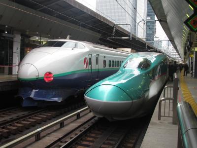 E5系と200系