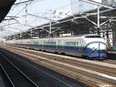 200系高崎駅