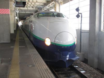 200系ガーラ湯沢駅