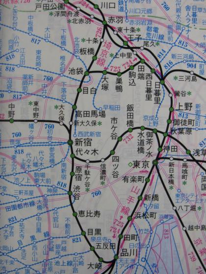 検索地図JR