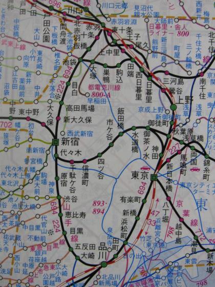 検索地図JTB