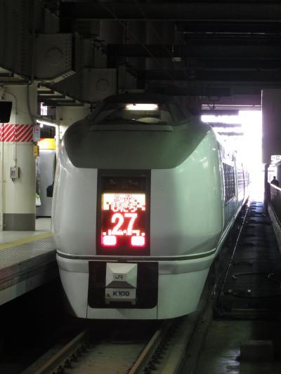 651系上野2