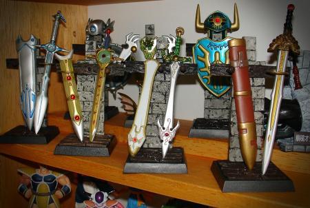 ドラクエの剣
