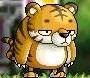 おまけwミスダメージの不思議な虎
